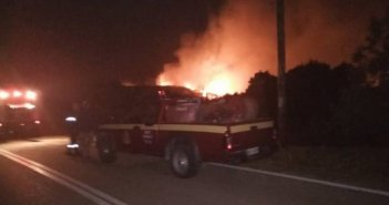 Κόλαση φωτιάς στη Ζάκυνθο – Ο Χαρδαλιάς έδωσε εντολή για εκκένωση (ΦΩΤΟ)