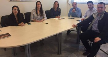 Συνάντηση της ΟΝΝΕΔ Αιτωλοακαρνανίας με τον Λ. Δημητρογιάννη (ΦΩΤΟ)