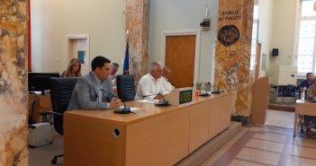 Δημοτικό Συμβούλιο Αγρινίου: Κουβέντα για τις πεζοδρομήσεις