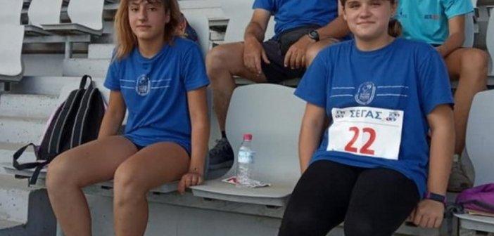 Ο στίβος του Χαρίλαου Τρικούπη στο διασυλλογικό πρωτάθλημα Κ16