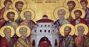 Η εορτή των Αγίων Αποστόλων στο Αγγελόκαστρο – Αναλυτικά το πρόγραμμα