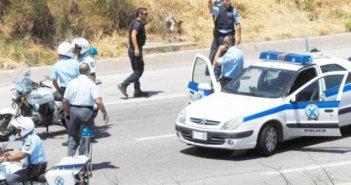 Αιτωλοακαρνανία: Τους κυνηγούσαν αστυνομικοί στην Ιόνια Οδό-Μπλόκο σε όχημα που ήταν γεμάτο με ναρκωτικά