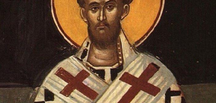 Άγιος Τιμόθεος: Ο επίσκοπος Προύσας