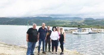 Καθαρισμός βυθού Αλιευτικού καταφυγίου Ανοιξιάτικου – Ευχαριστήριο Δήμου Αμφιλοχίας