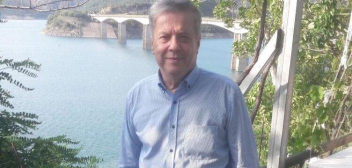 Ο Ιατρικός Σύλλογος Αγρινίου για την απώλεια του Βασίλη Αντωνόπουλου