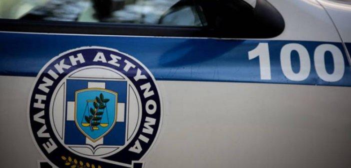 """Ξηρόμερο: Συνελήφθη άνδρας που έσκαψε δρόμο για να """"περάσει"""" αγωγό ύδρευσης"""