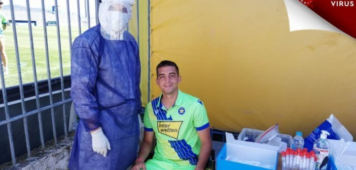 Αστέρας Τρίπολης: Αρνητικά όλα τα νέα τεστ για κορονοϊό πριν το ματς με Παναιτωλικό