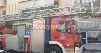 Δυτική Ελλάδα: Γυναίκα άναψε καντήλι και πήρε φωτιά το διαμέρισμά της (ΦΩΤΟ + VIDEO)