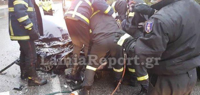 Ένας νεκρός και μία τραυματίας μετά από εκτροπή οχήματος