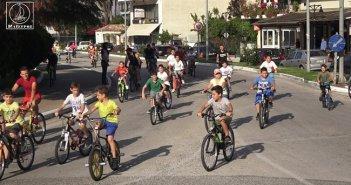 Επιτυχής η πρώτη ποδηλατοβόλτα στην Αμφιλοχία (VIDEO)