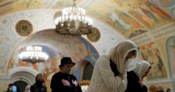 Ρωσία: Στα ύψη τα θύματα του κορονοϊού – 9.000 κρούσματα σε 24 ώρες