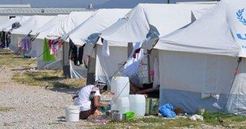 Κορωνοϊός – Μεταναστευτικό: Θετικό κρούσμα σε έγκυο γυναίκα στο camp της Νέας Καβάλας