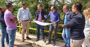 Συνάντηση για την οριοθέτηση τμημάτων του ποταμού Ινάχου (ΦΩΤΟ)