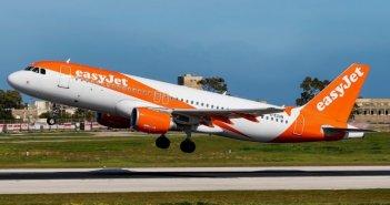Μεγάλες μειώσεις στο πρόγραμμα της Easyjet προς την Κεφαλονιά και τα άλλα νησιά του Ιονίου