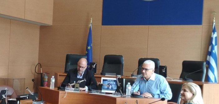 Δυτική Ελλάδα: Συνάντηση των μελών της υπό σύσταση, Περιφερειακής Επιτροπής Ισότητας