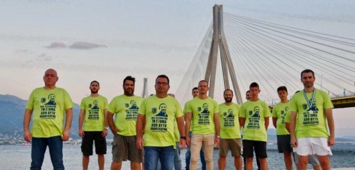 «Φαέθων Γέφυρα»: Άνοδος κατηγορίας τιμή από τον δήμο Ναυπακτίας & κοινώνικό στίγμα (ΒΙΝΤΕΟ)