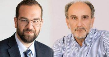 Οξύνεται η αντιπαράθεση Φαρμάκη – Κατσιφάρα – Νυν και πρώην περιφερειάρχης ξιφουλκούν για τη νέα εργολαβία
