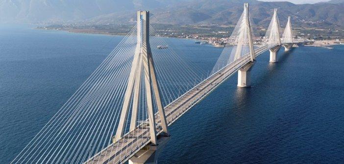 """Η Γέφυρα Ρίου – Αντιρρίου """"Χαρίλαος Τρικούπης"""" για την παγκόσμια ημέρα περιβάλλοντος-(VIDEO)"""