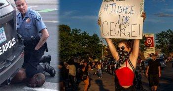 Πάτρα: Δύο συγκεντρώσεις σήμερα για τη δολοφονία του Τζόρτζ Φλόιντ