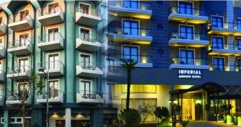 Αγρίνιο: Πανέτοιμα βρίσκει η επόμενη μέρα της άρσης των μέτρων τα ξενοδοχεία, Imperial και Premier Heart Hotel
