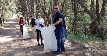 ΟΝΝΕΔ Αιτωλοακαρνανίας: Δράσεις στα πλαίσια της Παγκόσμιας Ημέρας του Περιβάλλοντος (ΦΩΤΟ)
