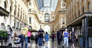 Κορονοϊός: Μείωση κρουσμάτων και νεκρών στην Ιταλία – 60 νεκροί και 178 κρούσματα σήμερα