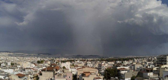 Καιρός αύριο: Παραμένει άστατος με βροχές και καταιγίδες