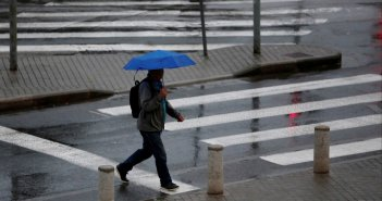 «Αγριεύει» ο καιρός την Κυριακή – Έρχονται βροχές και καταιγίδες (VIDEO)