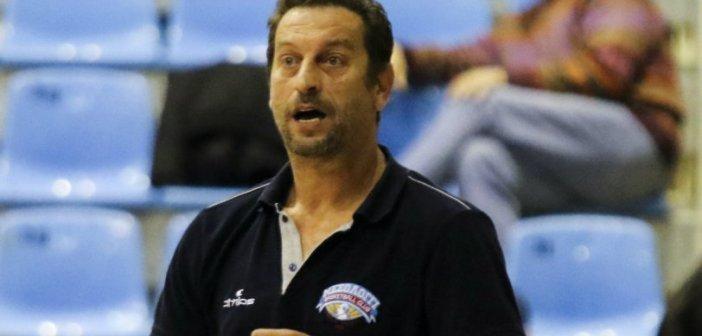 Χαρίλαος Τρικούπης: Παραμένει ο Καλαμπάκος και στη Basket League