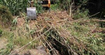 Συνεχίζονται οι καθαρισμοί στην κοινότητα Γαβρολίμνης (ΔΕΙΤΕ ΦΩΤΟ)
