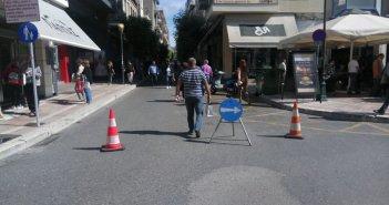Κυκλοφοριακές ρυθμίσεις στο κέντρο του Αγρινίου για τις πεζοδρομήσεις (ΦΩΤΟ + ΧΑΡΤΕΣ)