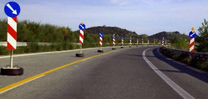 Κυκλοφοριακές ρυθμίσεις στην Ε.Ο. Αντιρρίου – Ιωαννίνων, στη θέση Μακρυνόρος