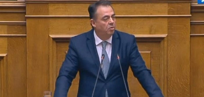 Ομιλία Δ.Κωνσταντόπουλου επί της πρότασης μομφής
