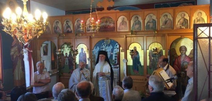 Η εορτή των Αποστόλων Πέτρου και Παύλου στην Κράψη Παρακαμπυλίων (ΔΕΙΤΕ ΦΩΤΟ)