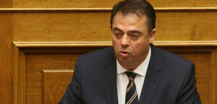Δ. Κωνσταντόπουλος: Μεγάλες καθυστερήσεις στις αποζημιώσεις από χαλαζόπτωση στην Αιτωλ/νια