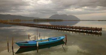 Κ. Βελόπουλος: «Ανάγκη εύρεσης λύσης στα ζωτικά προβλήματα της Λιμνοθάλασσας Μεσολογγίου»