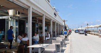 Επιπλέον κοινόχρηστο χώρο για τραπεζοκαθίσματα παραχωρεί ο Δήμος Λευκάδας