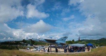 Θέρμο: Μεταφέρεται για τον Αύγουστο η εκδήλωση στο Μνημείο των Πεσόντων Αεροπόρων