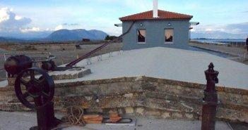 Μουσείο άλατος στο Μεσολόγγι… Λίαν Προσεχώς (ΔΕΙΤΕ ΦΩΤΟ)