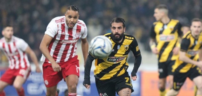 Super League 1: Σαββατοκύριακο με ντέρμπι-φωτιά σε play off και play out