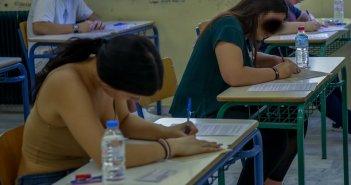 Ώρα… Πανελληνίων! 14 Ιουνίου ξεκινούν οι φετινές εξετάσεις – Δείτε το αναλυτικό πρόγραμμα του υπουργείου Παιδείας