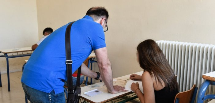 Πανελλαδικές εξετάσεις: Σε τέσσερα μαθήματα εξετάζονται σήμερα οι υποψήφιοι των ΕΠΑΛ