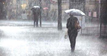 Καιρός: Βροχή και σήμερα και τέλος!
