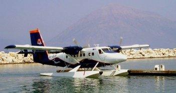 Ούτε φέτος θα πετάξουν υδροπλάνα σε Πατραϊκό και Ιόνιο
