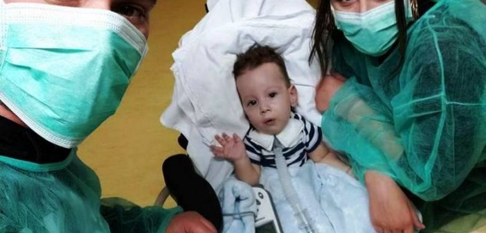Αστακός: Θετικά νέα για τον μικρό Ηλία – Στυλιανό – Ένα βήμα πριν τη θεραπεία
