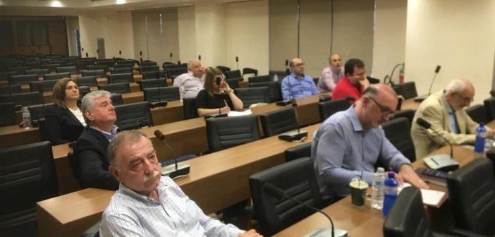 Απαρτία και καινοτόμες ιδέες στη συνεδρίαση της ΣΕΑΔΕ στο Αγρίνιο (ΦΩΤΟ)