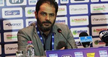 Μπελεβώνης: «Εμπιστευόμαστε τον προπονητή και τους παίκτες μας»