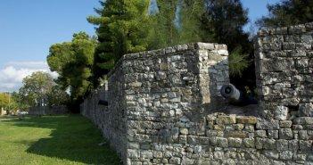 Μεσολόγγι: Στην τελική ευθεία το έργο συντήρησης των τειχών