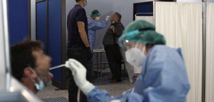 Κορονοϊός: Που εντοπίστηκαν τα νέα κρούσματα στη χώρα μας