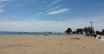 Μεσολόγγι: Αναβαθμίζεται  η παραλία Τουρλίδας μετά από πολλά χρόνια